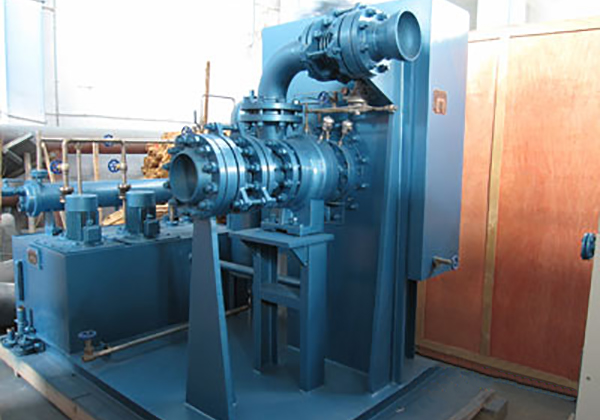 Natural Gas Turbo-Expander